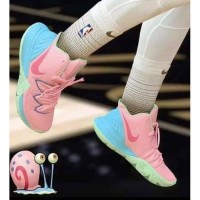 Sepatu Basket Nike Kyrie 5 Gary The Snail Women Premium Quality