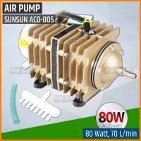 SUNSUN Yuting ACO-005, Electromagnetic Air Pump, Aerator / Pompa Udara