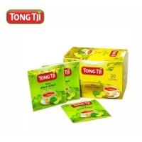 Tong Tji Teh Jeruk Purut / Lime Tea (isi 20 pcs)