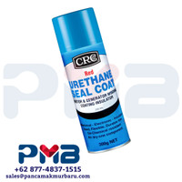 CRC 2044 Urethane Seal Coat Clear / Red. Stock Jakarta