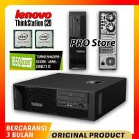 Lenovo C20 . Lenovo Thinkstation C20 Design Gamers OK