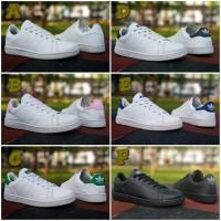 Adidas Stansmith size 36 - 43 sepatu pria sneakers kets putih