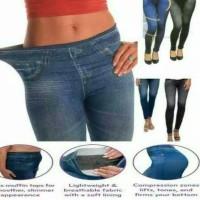 Celana Legging Pelangsing Slim N Lift Caresse