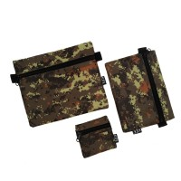 KEE Pouch Set Travel Organizer Mono Edition Army