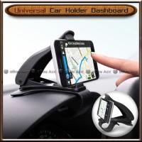 Car Holder Mobil Dashboard Jepit Universal Meja Mount Stand HP
