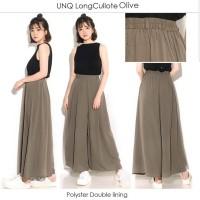 UNQ LongCullote Olive Pants
