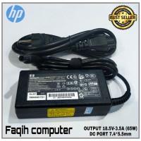 Charger Adaptor Laptop HP Elitebook Folio 9470m 9480 9480m 18.5V-3.5A