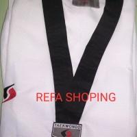 Dobok (Baju Taekwondo) Sendy Fighter Diamond two