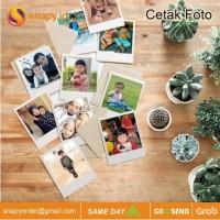 Cetak Polaroid / Cetak Foto / Polaroid 10x10 cm