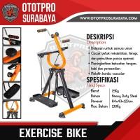 Exercise Bike /Master Gym/Pedal/Sepeda Statis/Terapi/Lutut/Stroke/Send