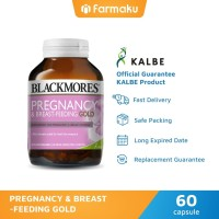 Blackmores Pregnancy & Breast Feeding Gold 60'S