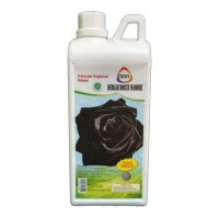 BRM Mawar Super Laundry Pewangi Setrika Embrace Hitam Botol 1 Liter
