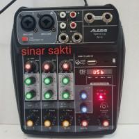 Mixer Audio Alesis Speedup AL4/Speed UpAL4 4CH usb-bluetooth-Recording
