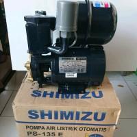 Pompa Air Shimizu PS - 135 E / Pompa air Otomatis Sumur Dangkal