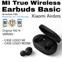 Mi True Wireless Earbuds Basic - Xiaomi AirDots - Bluetooth earphones