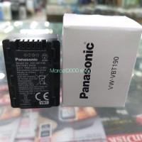 Baterai Panasonic VM-VBT190 Original ( for HC-V180/V160/V380/V385)