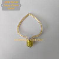 LED Filamen 4W 4 watt Edison Bulb E27 Lampu cafe dekorasi model Love