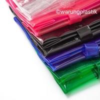 Tas Plastik / Tote Bag / PVC Bag / Transparant Bag