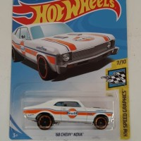 HOT WHEELS '68 CHEVY NOVA
