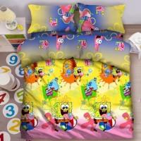 Bed Cover set Fata King Size spongebob