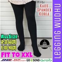 Legging Wudhu Muslimah Kaos Spandex Rayon