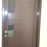 pintu alumunium ornamen kaca