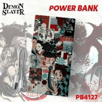 PowerBank Veger 10000, 12500 & 20000 mAh Demon Slayer Edition Original