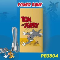 PowerBank Veger 10000 12500 & 20000 mAh Tom And Jerry Edition