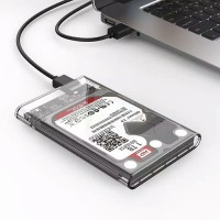 ORICO 2139U3 Casing Harddisk 2,5 Transparan USB 3.0 HDD