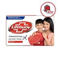 Lifebuoy Sabun Batang Merah / Biru (isi 6 pcs) murah