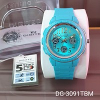Model : Digitek D2 Time jam tangan wanita