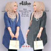 dress eanita baju atasan muslimah