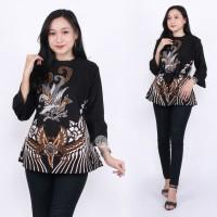 Atasan Batik Wanita Baju Batik Wanita Kemeja Batik Wanita