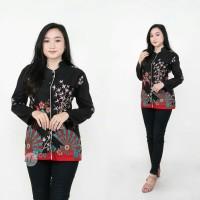 Baju Batik Wanita - Atasan Batik Wanita - Kemeja Batik Wanita