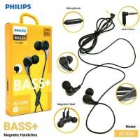 HEADSET PHILIPS JBL MAGNET BASS+ AT-036 / EARPHONE / HANDSFREE