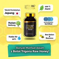 Madu Asli Trigona Belitung - Trigona Raw Honey Belitung - 175 Gram