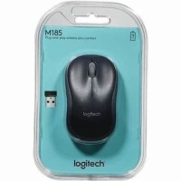 Mouse Wireless Logitech M185 Original