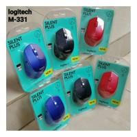 Mouse Wireless Logitech M331 Silent Plus Cordless