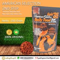 AMS 35 Gold 2nd Step American Selection Pakan Lolohan Murai Voer / Pur