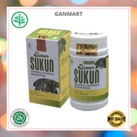 Kapsul Ekstrak Daun Sukun Tazakka - Obat Herbal Hepatitis & Liver