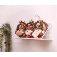 TERLARIS NATAL Gantungan Design Spesial Natal Christmas Hadiah Kado