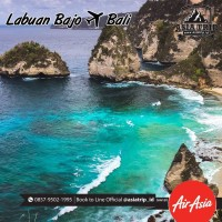 Tiket Promo Labuan Bajo - Bali PP