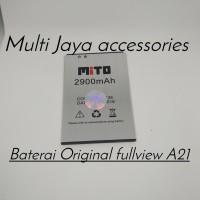 baterai Original 100% Mito full view A21/BA-00138/Battery/A21