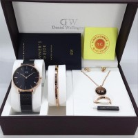 jam tangan pria Casio original DW Daniel Welington