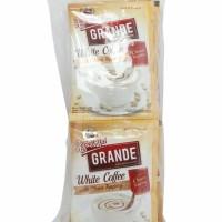 KAPAL API SC GRANDE WHITE COFFEE 10S