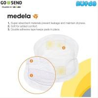 (1pcs) Medela Disposable Nursing Pads / Breast Pad / Breastpad