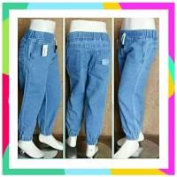 celana training pria 9 usia 7 Celana 4 8 tahun Anak Jeans Joger 6 5