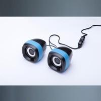 speaker multimedia advance duo 040 / speaker mini computer laptop hp