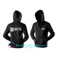 hoodie zipper BTS KPOP - high quality 01