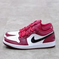 Nike Air Jordan 1 Low Noble Red 100% Authentic